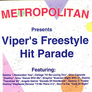 Image for 'Vipers Freestyle Hit Parade'
