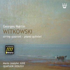 Bild för 'Witkowski : Quatuor à cordes, Quintette pour piano'