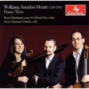 Image for 'Mozart: Piano Trios'