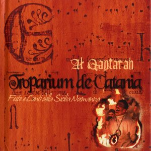 Image for 'Troparium de Catania'