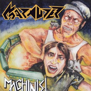 Изображение для 'Machinist (EP) 2012'