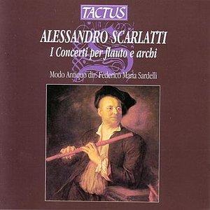 Image for 'A. Scarlatti - I concerti per flauto e archi'