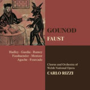Image pour 'Gounod : Faust'