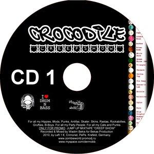 Bild för 'Creep Show CD1: Крокодил (2010)'