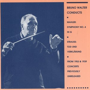 Image for 'Walter - Previously Unreleased Concert Recordings'