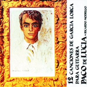 Image for '12 Canciones De Garcia Lorca Para Guitarra'