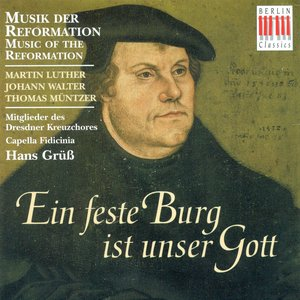Image for 'Choral Music (Music of the Reformation) - Walter, J. / Muntzer, T. / Luther, M / Fevin, A. De / Othmayr, K.'