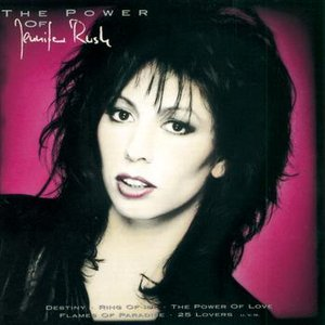 Image for 'The Power of Jennifer Rush'