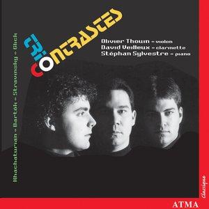 Image for 'Chamber Music (Trios) - Bartok, B. / Glick, S.I. / Khachaturian, A.I. / Stravinsky, I.'