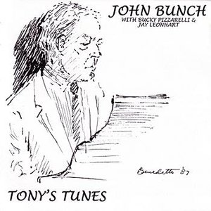 Image for 'Tony's Tunes - The John Bunch Trio With Bucky Pizzarelli And Jay Leonhart'