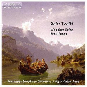 Image for 'TVEITT: 100 Folk-Tunes from Hardanger, Suite No. 4: Wedding Suite / Suite No. 5: Troll Tunes'