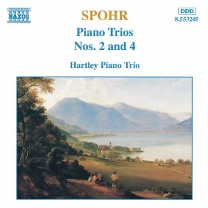 Image for 'SPOHR: Piano Trios Nos. 2 and 4'