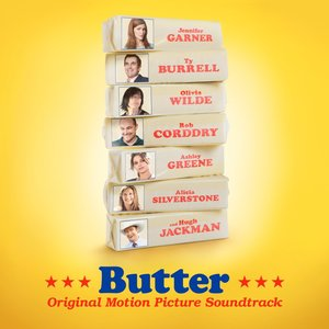 Image for 'Butter (Original Motion Picture Score)'