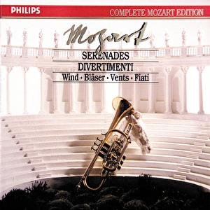 Image for 'Mozart: Serenades & Divertimenti for Wind (6 CDs Vol.5 of 45)'