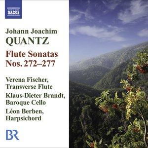 Image for 'Quantz, J.J.: Flute Sonatas Nos. 272-277'