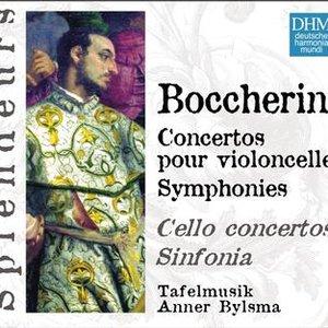 Image for 'DHM Splendeurs: Boccherini: Concertos Violoncelle'