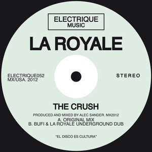 Image for 'The Crush'