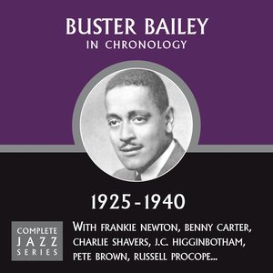 Image for 'Complete Jazz Series 1925 - 1940'