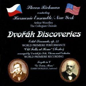 Image for 'Dvorak Discoveries'