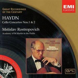 Image for 'Haydn: Cello Concertos 1 & 2'