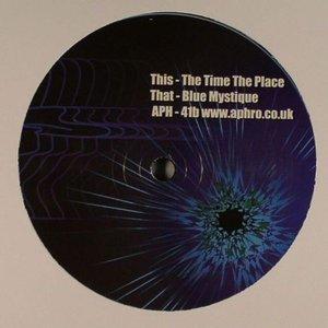 Image pour 'Blue Mystique / The Time The Place'