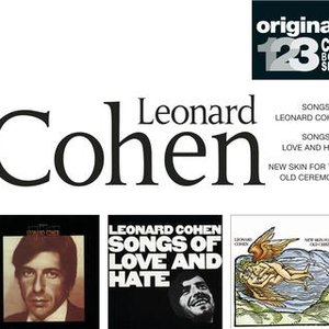 Bild für 'Songs of L. Cohen / Songs of love and hate / New skin for the old ceremony'
