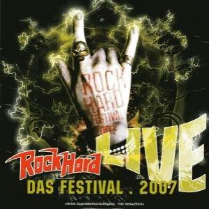 Image for 'Rockhard Live - Das Festival. 2007'