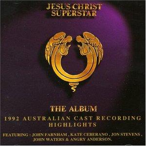 Image for 'Jesus Christ superstar (Australian cast)'