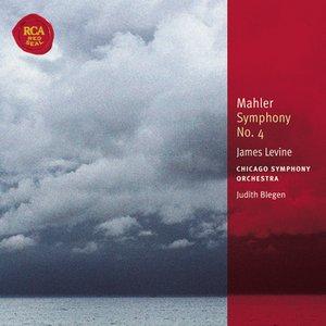 Bild för 'Mahler Symphony No. 4: Classic Library Series'