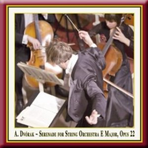 Image for 'Dvorak: Serenade for String Orchestra in E Major, Op. 22'