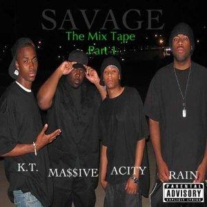 Image pour 'Savage Texas'