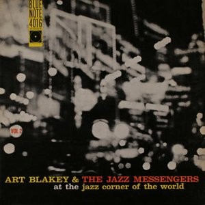 Image for 'At The Jazz Corner Of The World Vol. 2'