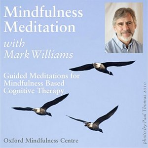 Image for 'Mindfulness Meditations with Mark Williams'
