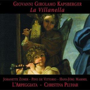 Image for 'Kapsberger: La Villanella'