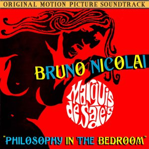 "Image for 'Marquis De Sade's ""Philosophy In The Bedroom"" (Original 1970 Motion Picture Soundtrack)'"