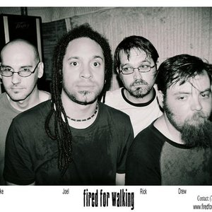 Image for 'Fired For Walking'
