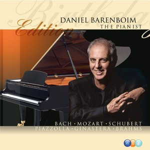 Image for 'Daniel Barenboim - The Pianist [65th Birthday Box]'