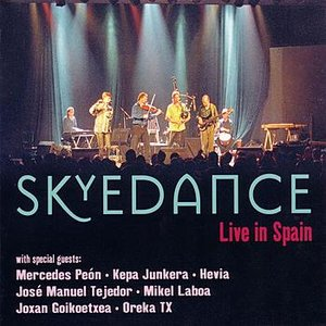 Image pour 'Skyedance - Live in Spain'