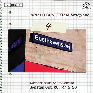 Image for 'BEETHOVEN: Complete Works for Piano, Vol.  4 (Sonatas Nos. 12-15)'