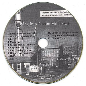 Image for 'Living In A Cotton Mill Town'