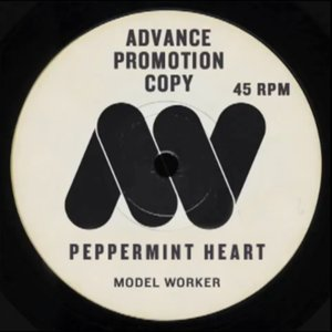 Image for 'Peppermint Heart - Advance Promotional Copy'