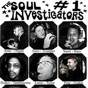 Image for 'Calypso King & The Soul Investigators'