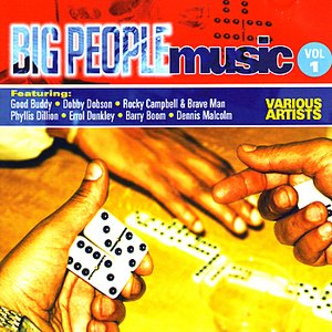 Image for 'Big People Music Volume 1'