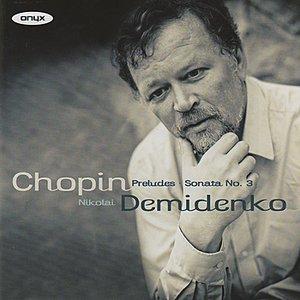 Immagine per 'Chopin: Preludes - Sonata No. 3'