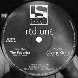 Image for 'The Futurist / Alive 'N' Kickin''