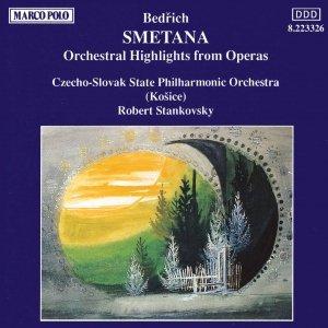 Bild für 'SMETANA: Orchestral Highlights from Operas'
