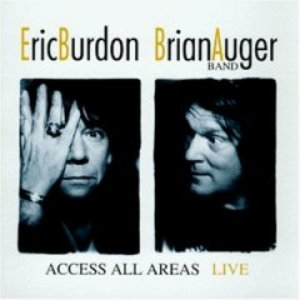 Image for 'Eric Burdon & Brian Auger Band'