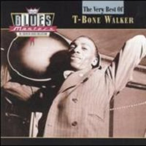 """Blues Masters: The Very Best of T-Bone Walker""的封面"