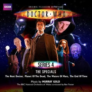 Image for 'Doctor Who: Series 4: The Specials'
