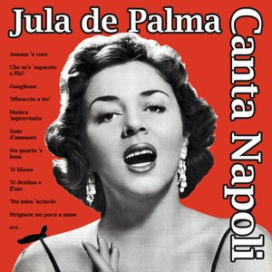 Image for 'Jula canta Napoli'